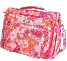 Ju Ju Be BFF Diaper Bag - Perfect Paisley