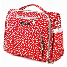 Ju Ju Be BFF Diaper Bag - Scarlet Petals