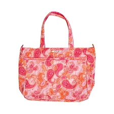 Ju Ju Be Super Be Diaper Bag - Perfect Paisley