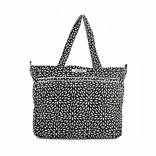 Ju Ju Be Super Be Diaper Bag - Platinum Petals