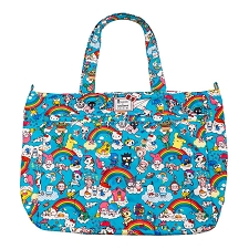 Ju Ju Be Super Be Diaper Bag - Tokidoki x Hello Kitty Rainbow Dreams