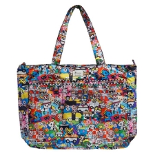 Ju Ju Be Super Be Diaper Bag - Tokidoki Sushi Cars