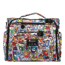 Ju Ju Be BFF Diaper Bag - Tokidoki Super Toki