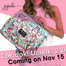 Ju Ju Be Launch - Toki Doki Unikiki 2.0
