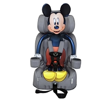 KidsEmbrace Friendship Combination Booster Car Seat - Mickey Mouse