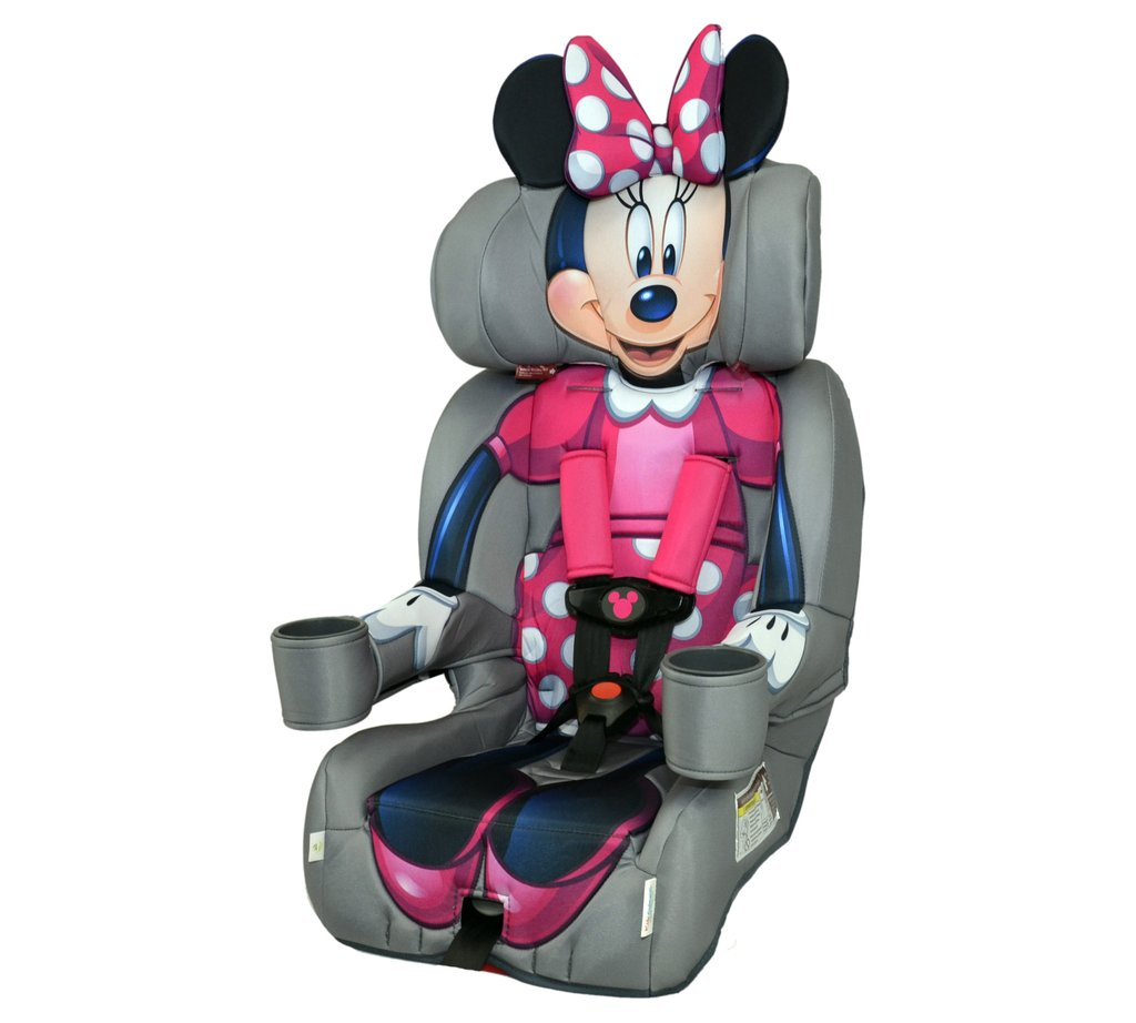 kidsembrace friendship combination booster car seat minnie mouse. Black Bedroom Furniture Sets. Home Design Ideas