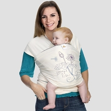 MOBY Wrap Organic Design - Beautiful Life