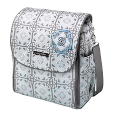 Boxy Backpack - Sleepy Seychelles