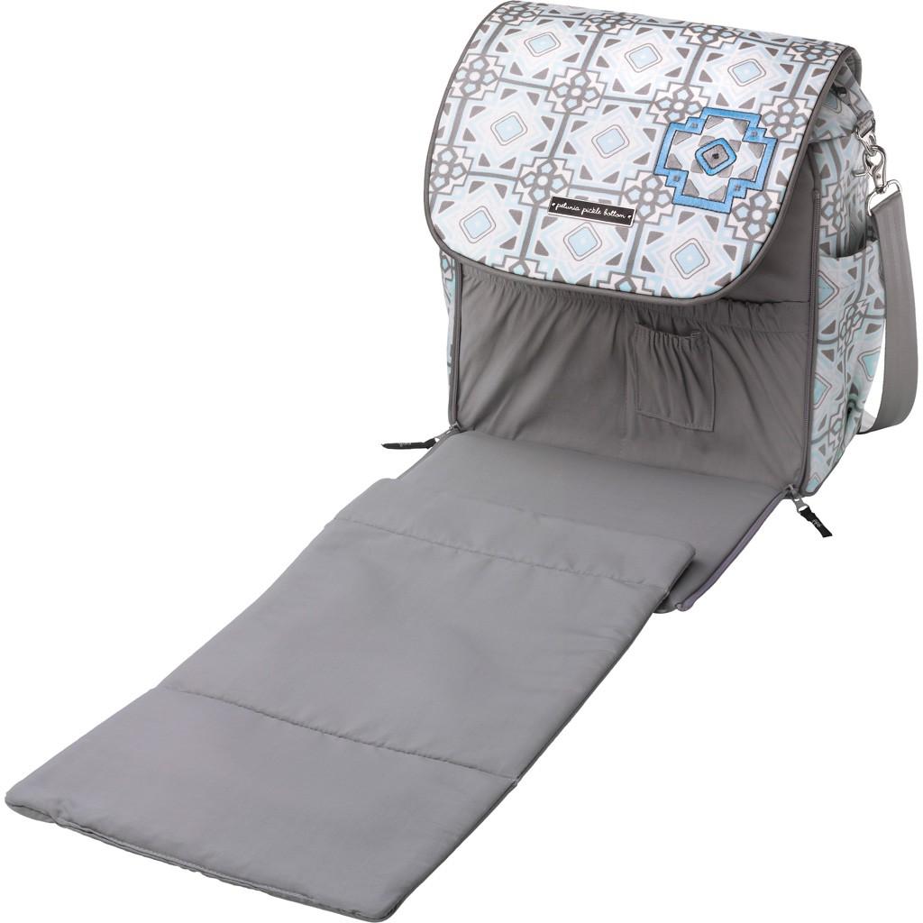 petunia pickle bottom boxy backpack in sleepy seychelles. Black Bedroom Furniture Sets. Home Design Ideas