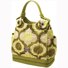 Cake Collection - Society Satchel - Key Lime Cream Cake
