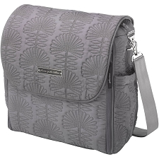 Embossed Boxy Backpack - Champs-Elysees Stop