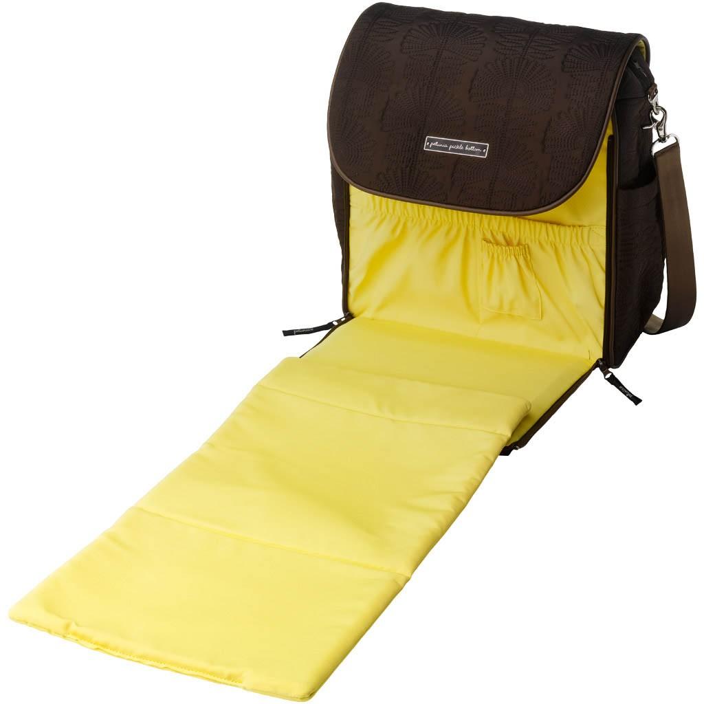 petunia pickle bottom embossed boxy backpack in hotel de. Black Bedroom Furniture Sets. Home Design Ideas