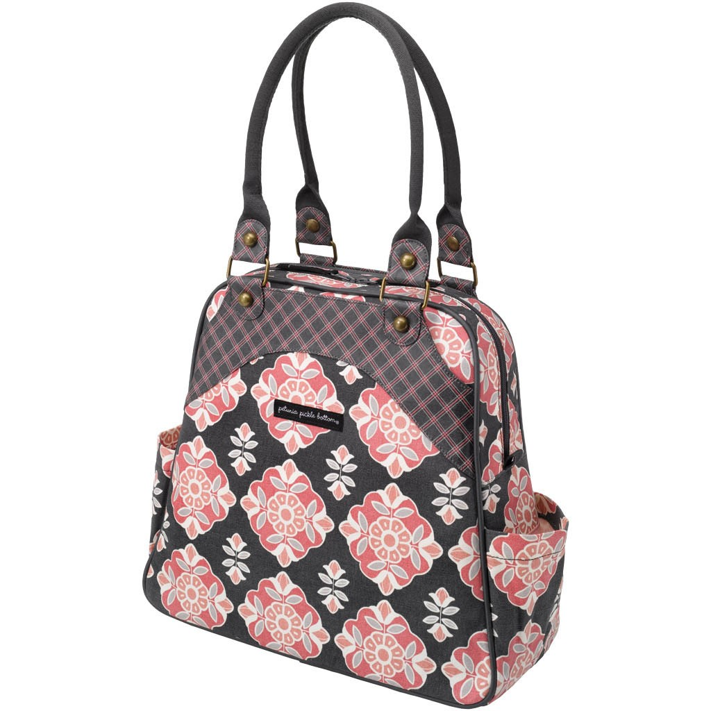 petunia pickle bottom sashay satchel blooming begonia diaper bags canada. Black Bedroom Furniture Sets. Home Design Ideas