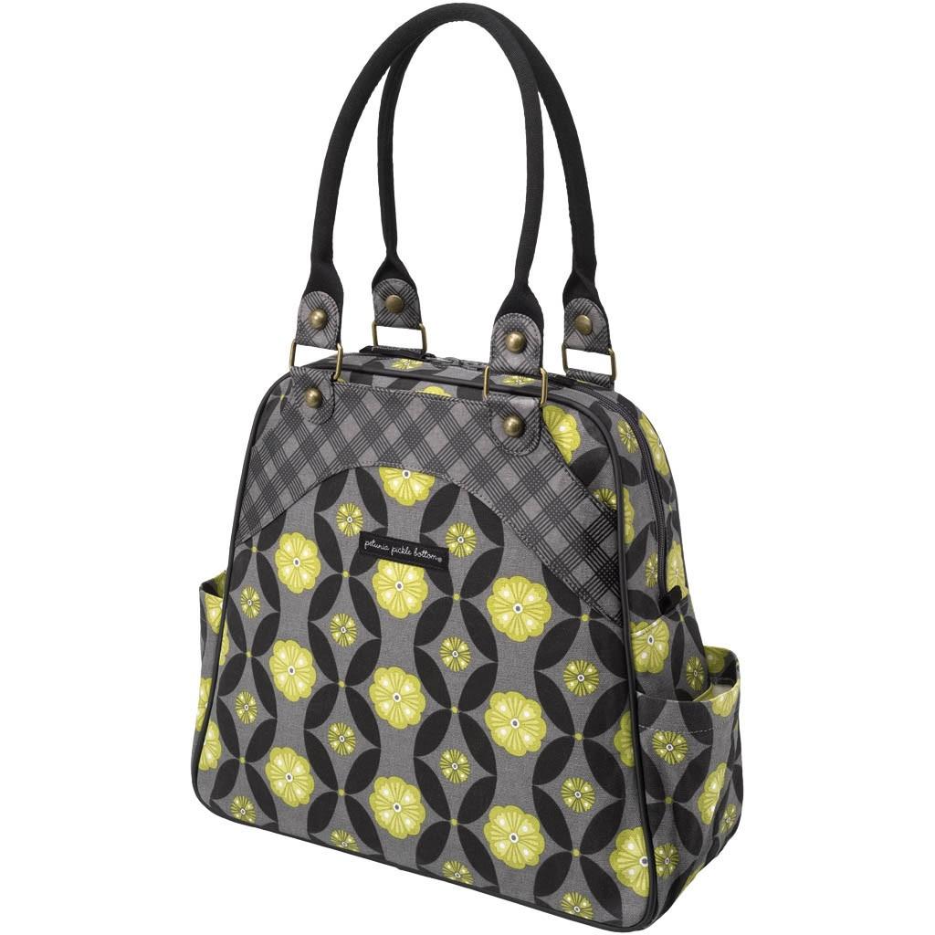 petunia pickle bottom sashay satchel midnight mums diaper bags canada. Black Bedroom Furniture Sets. Home Design Ideas