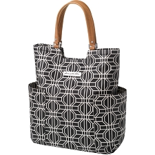 Tailored Tote in Constellation