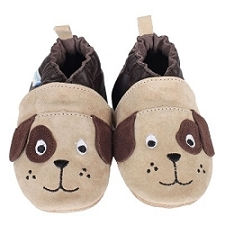 Robeez Soft Soles - 3D Dog