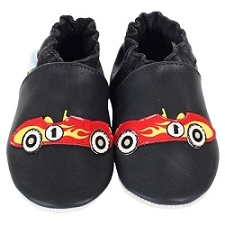 Robeez Soft Soles - Race Car
