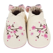 Robeez Soft Soles - Cherry Blossoms