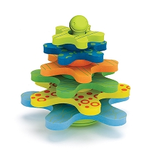 Skip Hop Starfish Stay-Put Bath Stacker