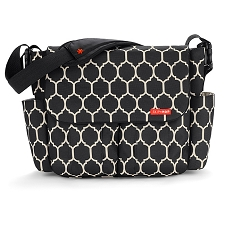 Skip Hop Dash Diaper Bag - Onyx