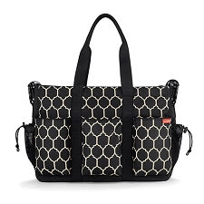Skip Hop Duo Double Diaper Bag - Onyx