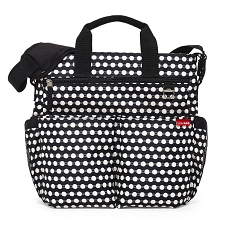 Skip Hop Duo Signature Diaper Bag - Connect Dots