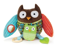 Skip Hop Treetop Friends Owl Activity Toy