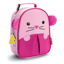 Skip Hop Zoo Lunchies Insulated Lunch Bags - Mouse