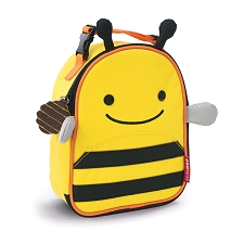 Skip Hop Zoo Lunchies Insulated Lunch Bags - Bee
