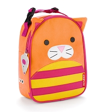 Skip Hop Zoo Lunchies Insulated Lunch Bags - Cat