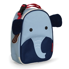 Skip Hop Zoo Lunchies Insulated Lunch Bags - Elephant
