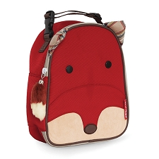Skip Hop Zoo Lunchies Insulated Lunch Bags - Fox