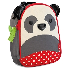 Skip Hop Zoo Lunchies Insulated Lunch Bags - Panda
