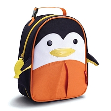 Skip Hop Zoo Lunchies Insulated Lunch Bags - Penguin