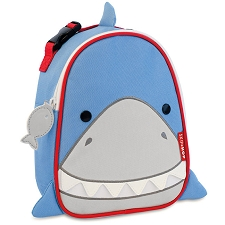 Skip Hop Zoo Lunchies Insulated Lunch Bags - Shark