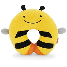 Skip Hop Zoo Travel Neckrest for Kid - Bee