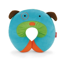 Skip Hop Zoo Travel Neckrest for Kid - Dog