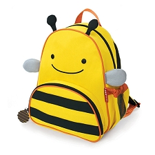 Skip Hop Zoo Little Kid Backpacks - Bee