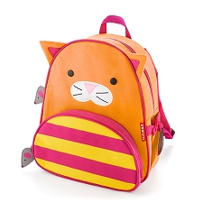Skip Hop Zoo Little Kid Backpacks - Cat