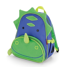 Skip Hop Zoo Little Kid Backpacks - Dinosaur
