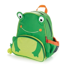 Skip Hop Zoo Little Kid Backpacks - Frog