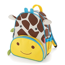 Skip Hop Zoo Little Kid Backpacks - Giraffe