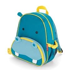 Skip Hop Zoo Little Kid Backpacks - Hippo