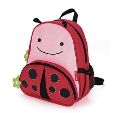Skip Hop Zoo Little Kid Backpacks - LadyBug