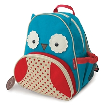 Skip Hop Zoo Little Kid Backpacks - Owl