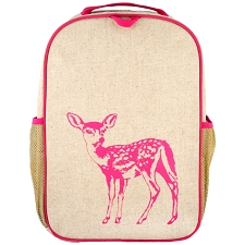SoYoung Grade School Backpack - Pink Fawn