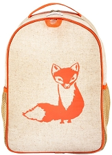 SoYoung Toddler Backpack - Orange Fox