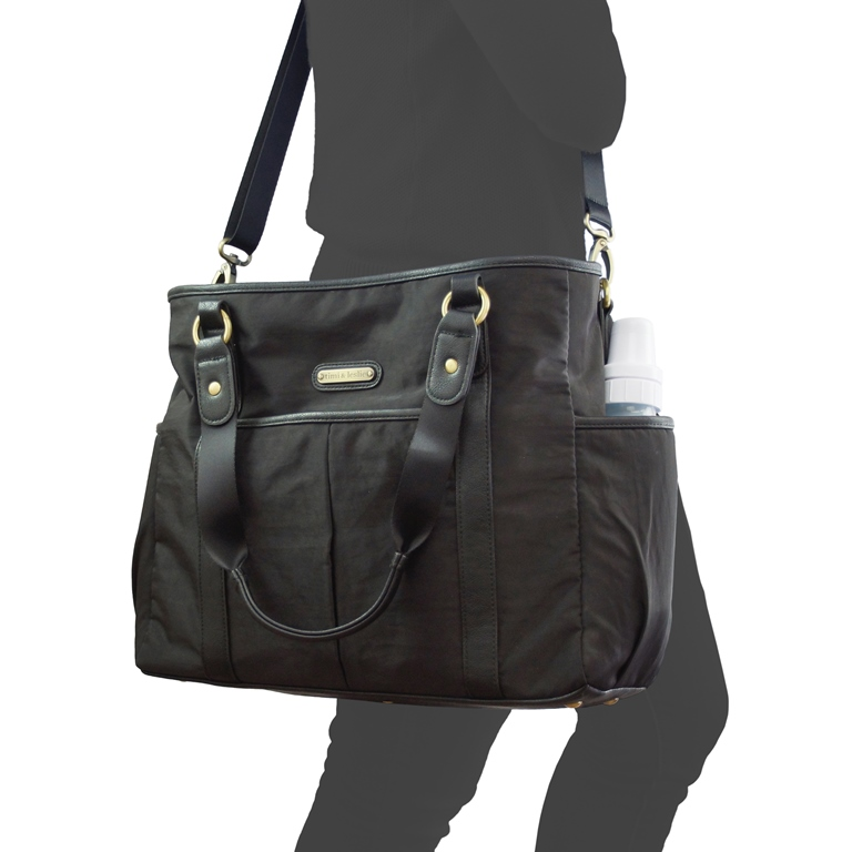 timi leslie classic tote soho diaper bags canada. Black Bedroom Furniture Sets. Home Design Ideas