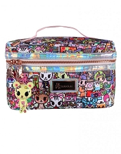 Tokidoki Train Case - Kawaii Metropolis Collection