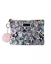 Tokidoki Clutch - Pastel Pop Collection